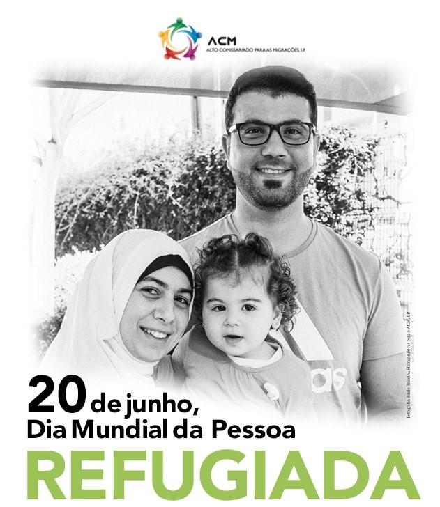 Dia Mundial da Pessoa Refugiada